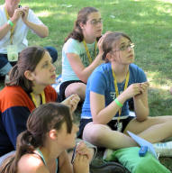 Blues for Kids at Girl Scout Jamboree