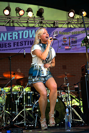 Sena Ehrhardt @ Lowertown Blues Festival