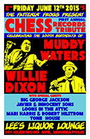 Chess Tribute Poster