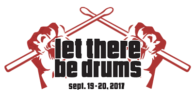 Let There Be Drums Logo