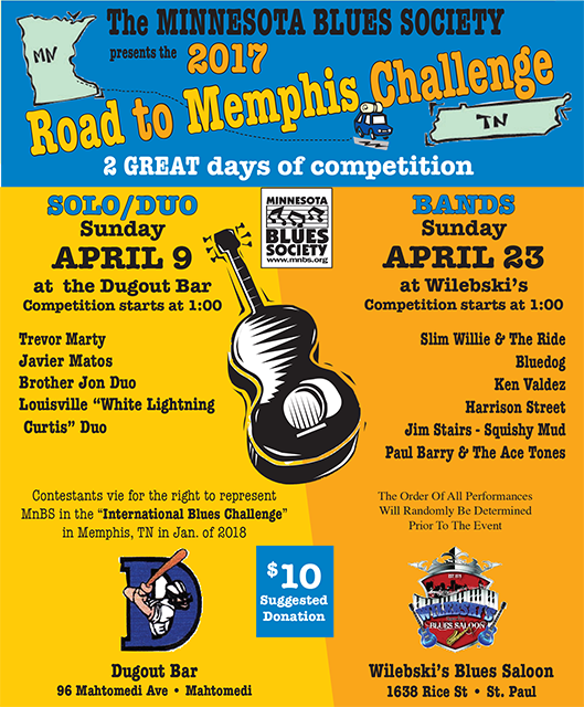 Road To Memphis 2017 Poster