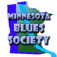 Minnesota Blues Society Web Logo