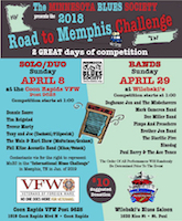 Road to Memphis poster