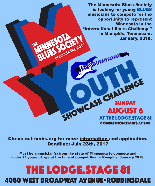 Youth Showcase Poster