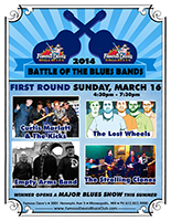 Battle of the Blues Bands