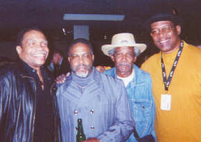 Otis Clay, James Nixon, Lazy Lester & Big George Jackson