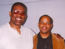Big George Jackson with Guy Davis