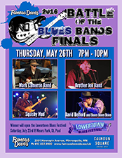 Battle of the Blues Band Finals 2016