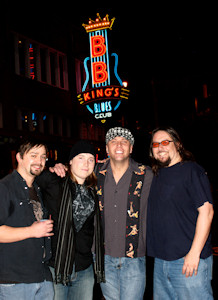 Brandon Scott Sellner Band On Beale St