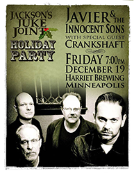 Jackson's Juke Joint Holiday Party 2014