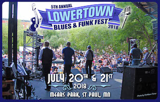 Lowertown Blues Festival