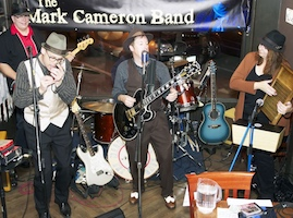 Mark Cameron Band