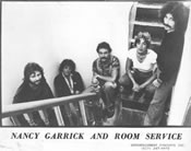 Nancy Garrick and Room Service