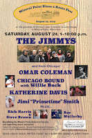 Mineral Point Blues & Roots Fest poster