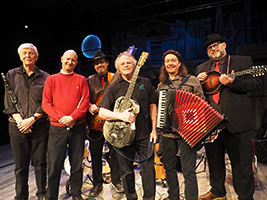 Pat Donohue and the Prairie All-Stars