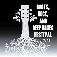 Roots, Rock, Deep Blues 2014 Poster