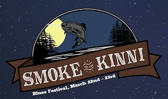Smoke on the Kinni Blues Festival
