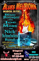 Spike March 20, 2015 Poster
