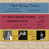 Tenderness Sessions Poster