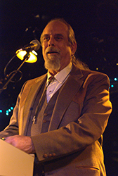 Tim Bradach at 2011 Mn Blues Hall of Fame
