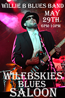 Willie B Blues Band